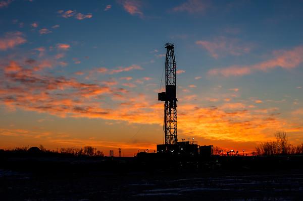 Stampede Drilling Rig 3