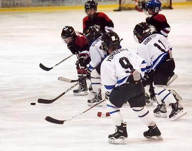 Youth Hockey 01-23-11 Blackhawks vs Maple Leafs
