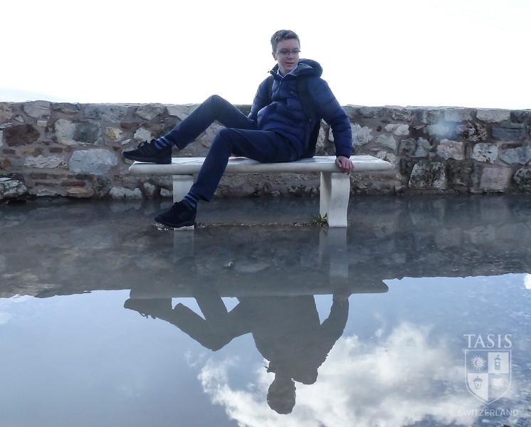 Photo by Mislav Ilijas '20