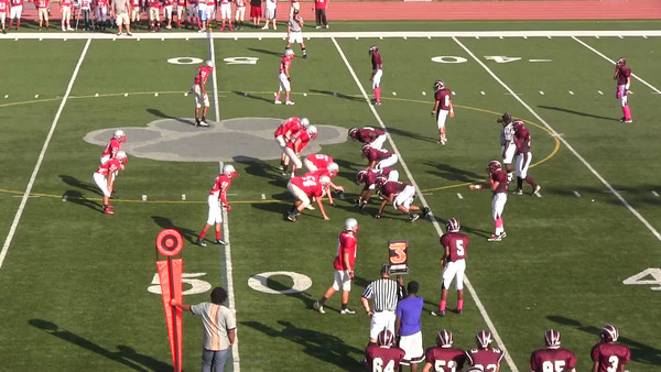 Video of MRHS Freshmen vs Jackson Liberty 10052012