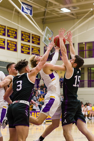 Amherst-Williams Men's Basketball