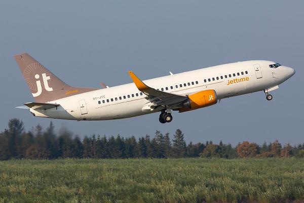OY-JTC - Boeing 737-3L9