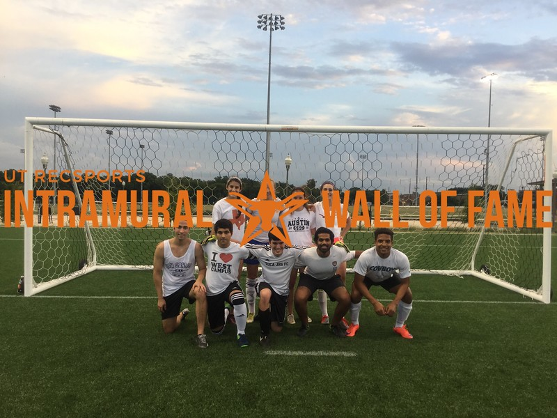 Summer 2017 Outdoor Soccer Coed Runner Up_Harchester United
