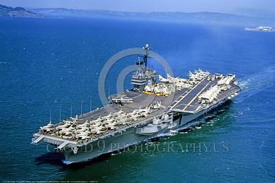 U.S. Navy CV-61 USS Ranger Super Aircraft Carrier Warship Pictures