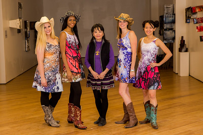 Cosmic Cowgirls Fashion Show