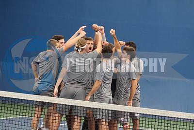 5.8.21 Queens College Men's Tennis vs. Le Moyne College (NCAA Men's Tennis East Regional)