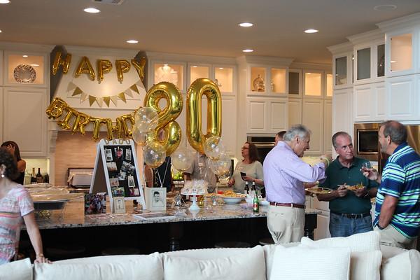 Dado's 80th Birthday