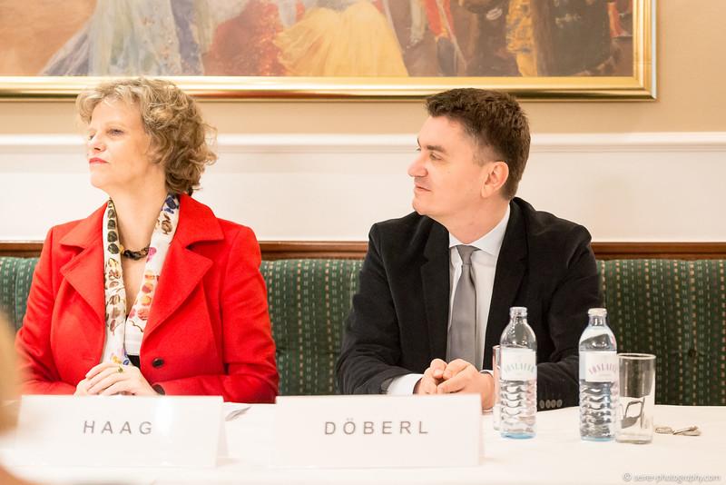 Sabine Haag, Mario Döberl