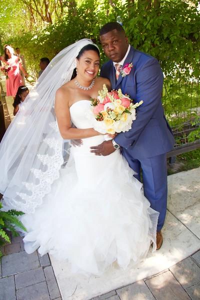 Jeannette&Karl Moore Wedding