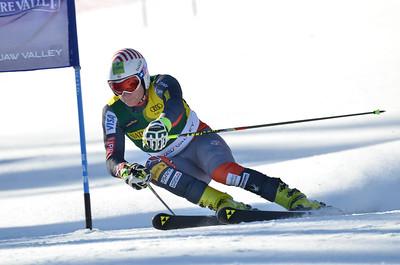 U.S. Alpine Championships 2014 Mens FIS GS
