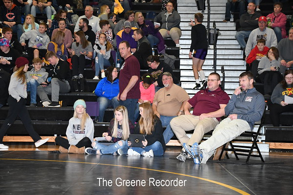 Wrestling at Iowa Falls-Alden