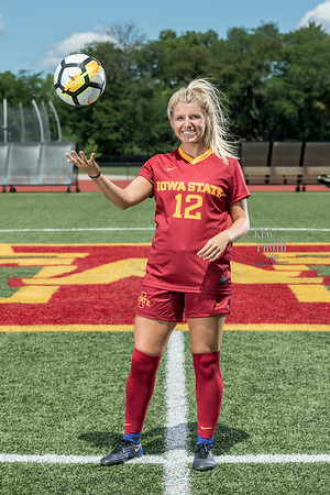 ISU Soccer Media Day 08/04/17