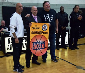 HS Sports - Edsel Ford vs. Dearborn Boys Basketball