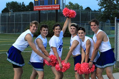 POWDERPUFF FOOTBALL (#2 ALBUM)
