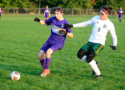 Vermilion boys battle Amherst to tie