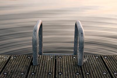 Rimpels in het water