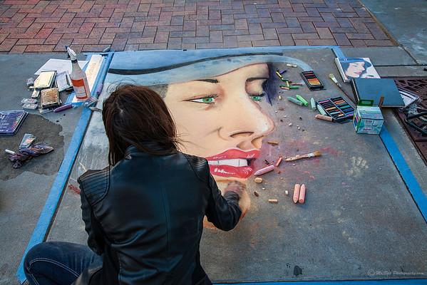 Chalk the Block El Paso 2012