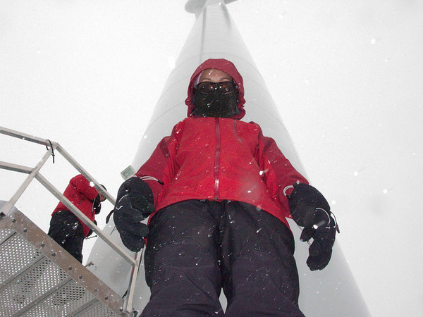 DEC 2009 - First Snowstorm