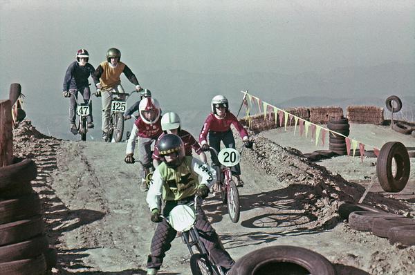 1975 - January. Saddleback Raceway - by Russ Okawa