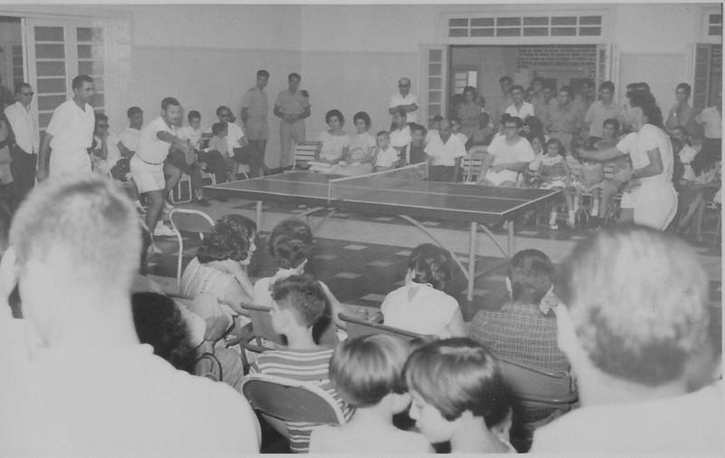 Dundo 1958- pingpong