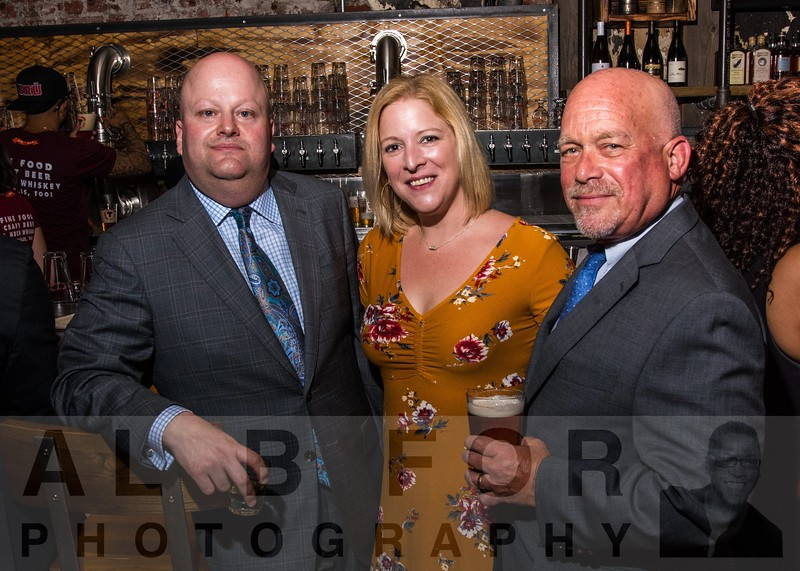 Aug 8, 2018 VIP-Media Grand Opening Party for Tradesman's