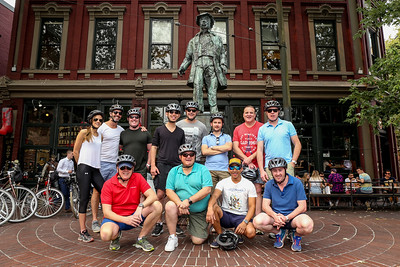 Bike & Brew Tour Vancouver Sept. 6th