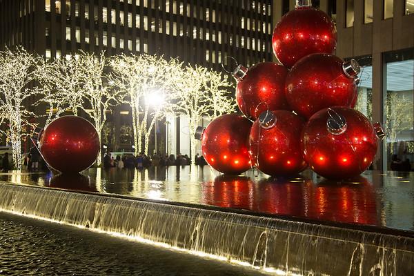 Christmas in New York - December 19, 2017