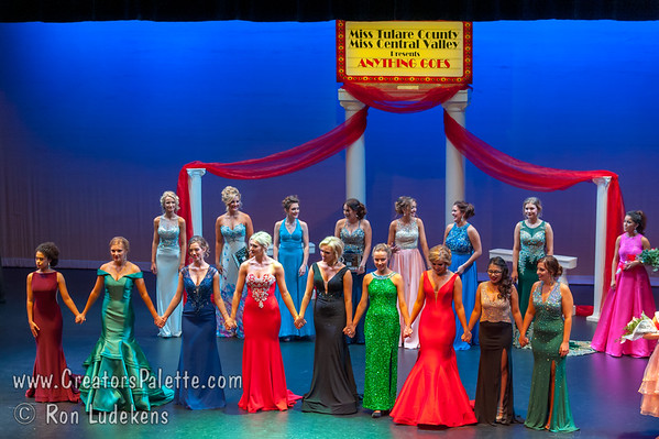 Miss Tulare County Scholarship Pageant - Second Half