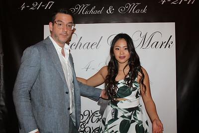 MARK & MICHAEL WEDDING