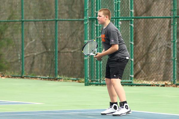 JV Tennis v Virginia Episcopal