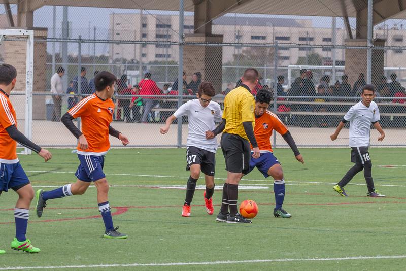 Dynamo Utd Vs Texas Utd Espana