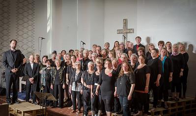 Gospelkoret Joyful Noise - 20 års jubilæums koncert