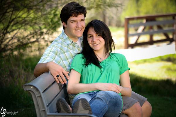 Matt and Montse Engagement