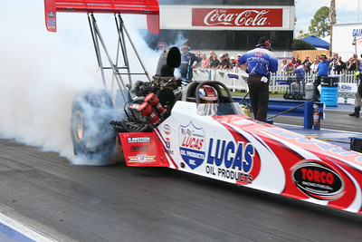 Top Fuel Dragster (Gainesville)