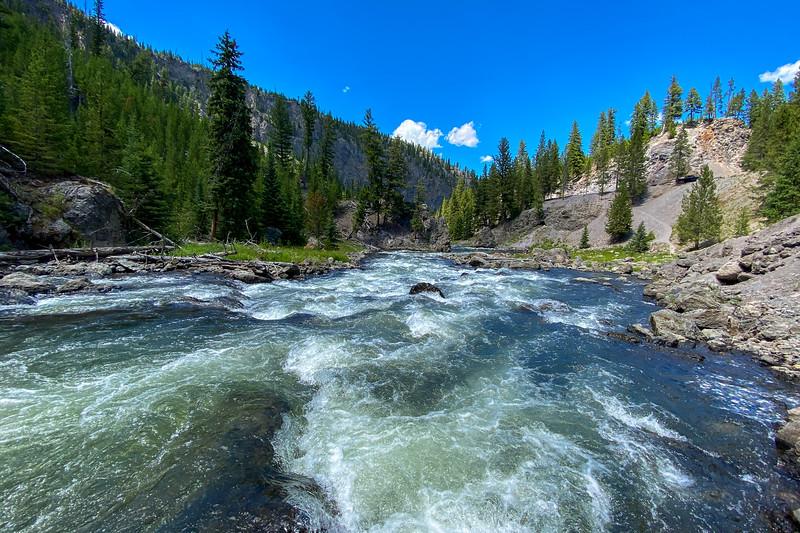 Yellowstone National Park - Firehole Canyon (7-18-20)