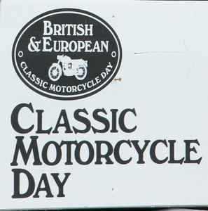 British & European Classic Motorcycle Day 2011 - 3