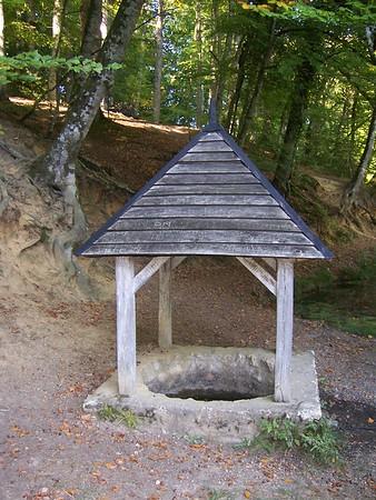 Jupilles - Fontaine de La Coudre - Forêt de Bercé - 72