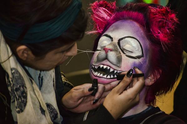 Makeup & fashion shows