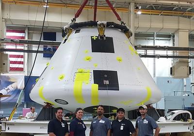 Houston NASA Project