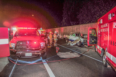 Freeway Command (DUI extrication on 405 frwy)   2/04/18
