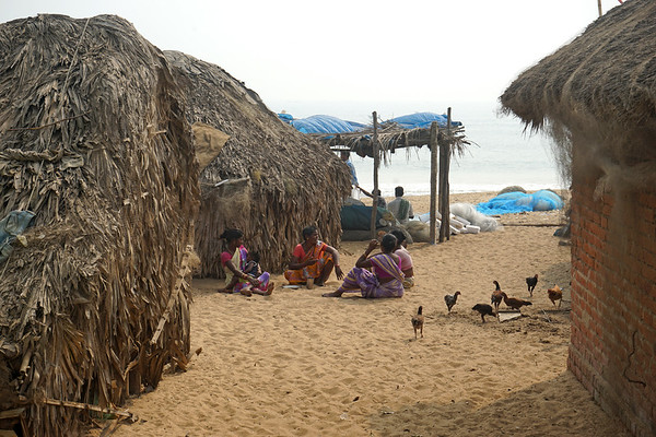 Dic 2018 - Konarak Beach