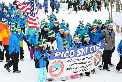 Parade of Ski Clubs 2018/1980 Olympians