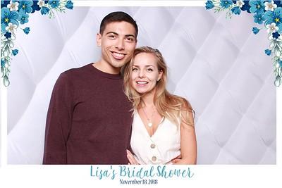 Lisa's Bridal Shower