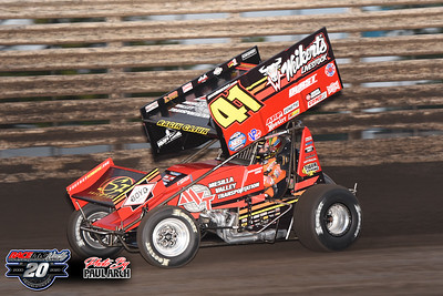 """""""The One & Only"""" - Knoxville Raceway - 8/14/20 - Paul Arch"""