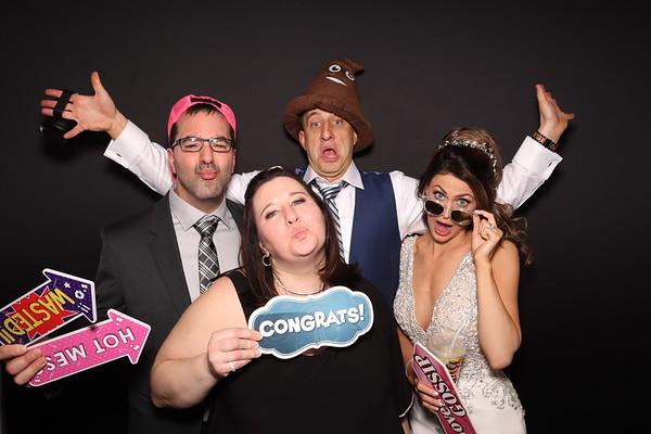Brittany & Chad's Wedding (02/22/20)