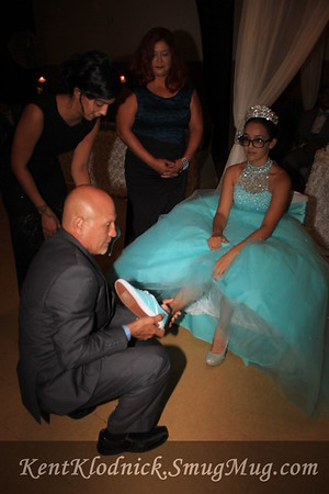 Quinceanera Ceremony
