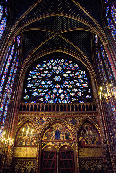 La Sainte Chapelle Paris, France — June 2009