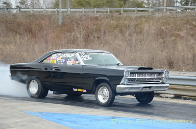 I-40 Dragway Opening Day 2013