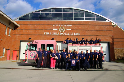Pink Heals of Bergen County / Paterson Fire Department  10-23-18