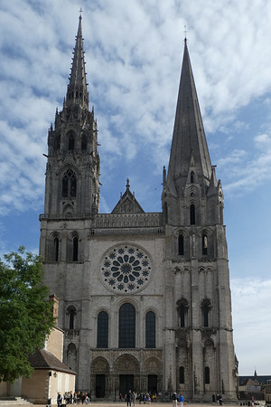 17-Chartres Cathedral